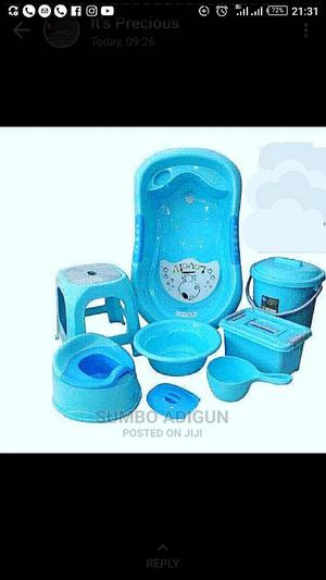 Babies Bathing Set | Baby & Child Care for sale in Lagos State, Ikeja