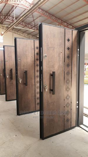 Turkish Armoured Security Door | Doors for sale in Lagos State, Orile
