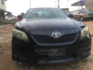 Toyota Camry 2008 2.4 SE Black | Cars for sale in Lagos State, Alimosho