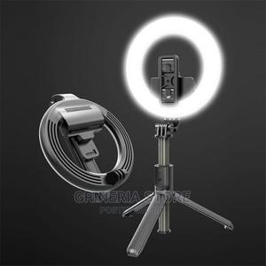 2 In1 Bluetooth Remote Adjustable Ring Light   Accessories for Mobile Phones & Tablets for sale in Lagos State, Ikeja
