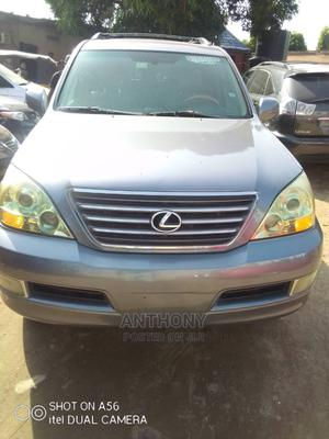 Lexus GX 2006 470 Sport Utility Gray | Cars for sale in Lagos State, Isolo