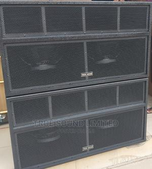 True Sound Double Subwoofer   Audio & Music Equipment for sale in Abuja (FCT) State, Wuse
