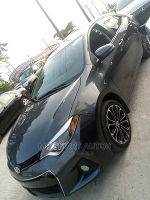 Toyota Corolla 2017 Gray | Cars for sale in Lagos State, Amuwo-Odofin