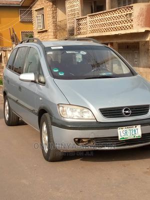 Opel Zafira 2000 Snowtrekker Silver | Cars for sale in Osun State, Osogbo