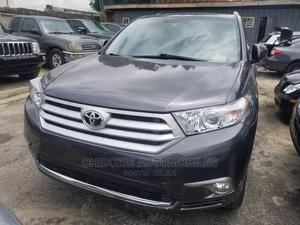 Toyota Highlander 2012 Limited Gray   Cars for sale in Lagos State, Amuwo-Odofin