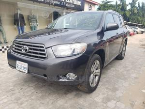Toyota Highlander 2010 Sport Gray   Cars for sale in Lagos State, Ajah