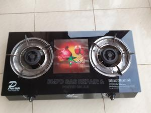 Purelight Glass Tabletop Cooker   Kitchen Appliances for sale in Lagos State, Ikorodu