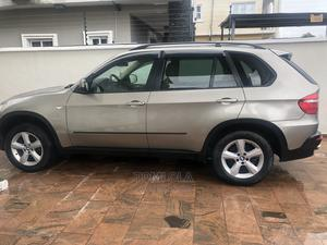BMW X5 2008 Gold   Cars for sale in Lagos State, Ajah
