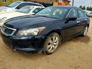 Honda Accord 2008 2.4 EX Automatic Black   Cars for sale in Lagos State, Ifako-Ijaiye