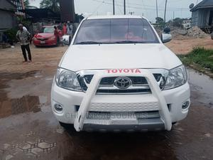 Toyota Hilux 2010 White | Cars for sale in Lagos State, Ojo