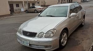 Lexus GS 2000 300 Silver | Cars for sale in Abuja (FCT) State, Kado