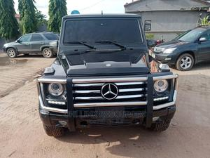 Mercedes-Benz G-Class 2015 Black | Cars for sale in Lagos State, Ojo