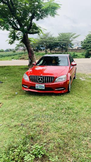 Mercedes-Benz C300 2009 Red   Cars for sale in Abuja (FCT) State, Jabi