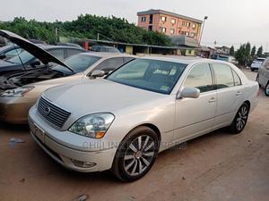 Lexus LS 2004 430 Sedan Gray   Cars for sale in Lagos State, Ojo