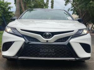 Toyota Camry 2019 XSE V6 (3.5L V6 8A) White   Cars for sale in Kaduna State, Kaduna / Kaduna State