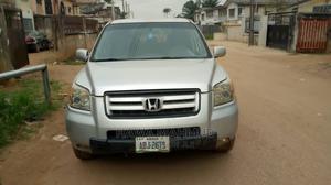 Honda Pilot 2006 Silver | Cars for sale in Edo State, Benin City