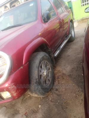 Nissan Pathfinder 2002 LE AWD SUV (3.5L 6cyl 4A) Red | Cars for sale in Lagos State, Kosofe