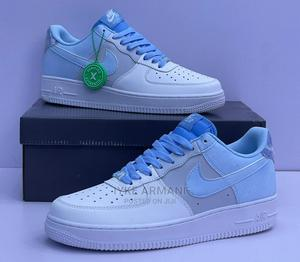 """Nike Air Force 1 """"Low Psychic Blue   Shoes for sale in Lagos State, Lagos Island (Eko)"""
