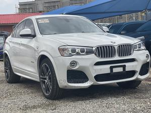 BMW X4 2015 White | Cars for sale in Abuja (FCT) State, Mabushi