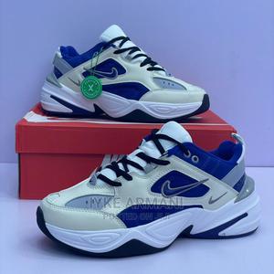 Nike M2k Techno White/Blue   Shoes for sale in Lagos State, Lagos Island (Eko)