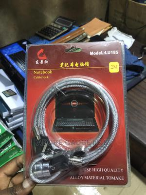Laptop Key Lock | Accessories for Mobile Phones & Tablets for sale in Lagos State, Ikeja