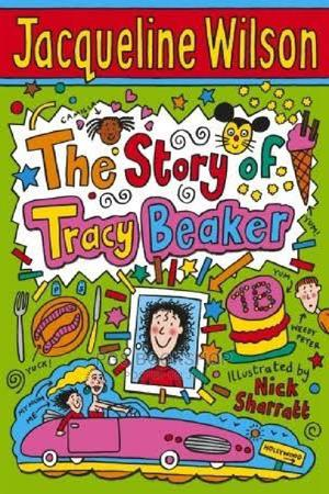 Jacqueline Wilson_the Story of Tracy Beaker | Books & Games for sale in Lagos State, Ajah
