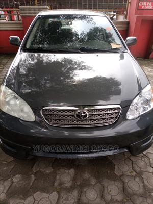 Toyota Corolla 2003 Gray | Cars for sale in Abia State, Aba North