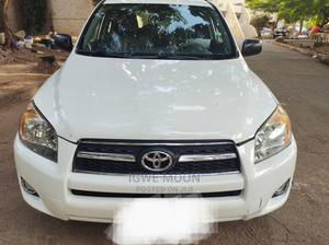 Toyota RAV4 2010 2.5 4x4 White | Cars for sale in Abuja (FCT) State, Central Business Dis