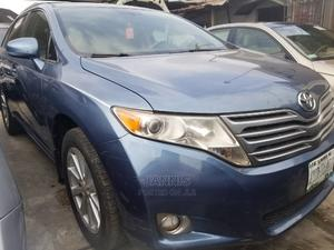 Toyota Venza 2009 V6 Blue | Cars for sale in Lagos State, Ogba