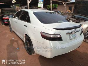Toyota Camry 2008 2.4 SE Automatic White | Cars for sale in Edo State, Benin City
