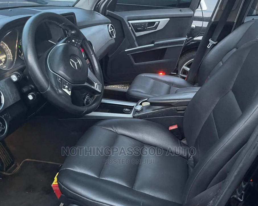 Mercedes-Benz GLK-Class 2013 350 4MATIC Black | Cars for sale in Ojodu, Lagos State, Nigeria