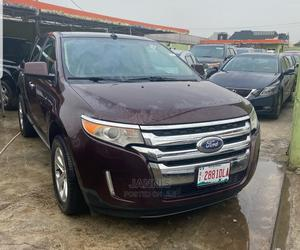 Ford Edge 2013 Brown | Cars for sale in Lagos State, Ogba