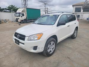 Toyota RAV4 2012 2.5 Sport 4x4 White   Cars for sale in Lagos State, Isolo