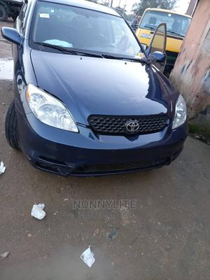 Toyota Matrix 2004 Blue | Cars for sale in Lagos State, Gbagada