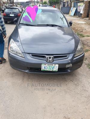 Honda Accord 2004 Automatic Gray | Cars for sale in Lagos State, Yaba
