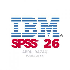 SPSS 26 Software [IBM] | Software for sale in Lagos State, Ikeja