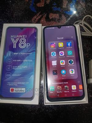 Huawei Y8p 128 GB Blue | Mobile Phones for sale in Abuja (FCT) State, Central Business District