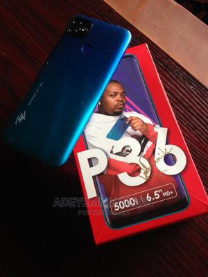 Itel P36 16 GB Blue | Mobile Phones for sale in Osun State, Ife