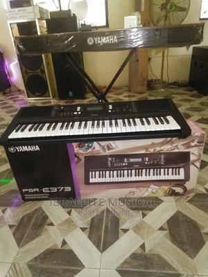 Yamaha Keyboard Psr-E373   Audio & Music Equipment for sale in Lagos State, Ojo
