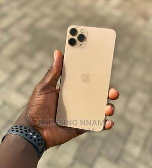 Apple iPhone 11 Pro Max 64 GB Gold | Mobile Phones for sale in Lagos State, Amuwo-Odofin