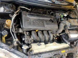 Toyota Corolla 2004 S Black   Cars for sale in Delta State, Isoko