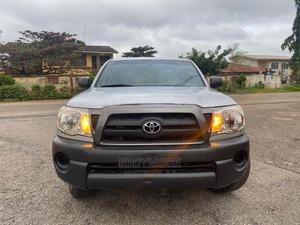 Toyota Tacoma 2008 Gray | Cars for sale in Lagos State, Ikeja