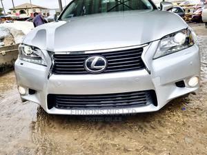 Lexus GS 2013 350 Silver   Cars for sale in Lagos State, Ojo