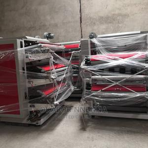 4 Colour Nylon Printing Machine Flexo | Manufacturing Equipment for sale in Sokoto State, Sokoto North