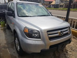 Honda Pilot 2006 Silver | Cars for sale in Lagos State, Surulere