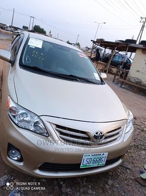 Toyota Corolla 2013 Gold   Cars for sale in Osun State, Osogbo