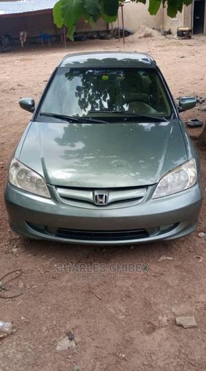 Honda Civic 2005 Green | Cars for sale in Abuja (FCT) State, Kubwa