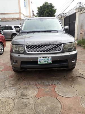 Land Rover Range Rover Sport 2012 Gray | Cars for sale in Lagos State, Amuwo-Odofin