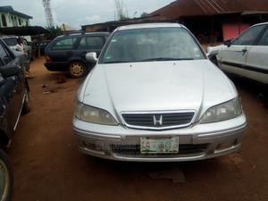 Honda Accord 2002 Coupe Silver | Cars for sale in Edo State, Benin City