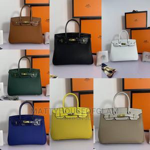 Original Hermes Bag With Box | Bags for sale in Lagos State, Ajah